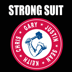 Strong Suit EP cover